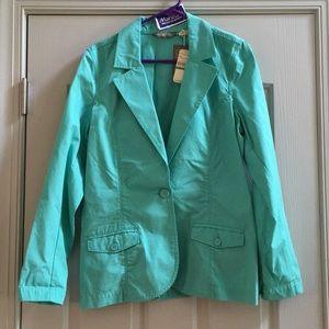 Tommy Bahama casual jacket/blazer.  New!